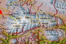 refugios mapageneral
